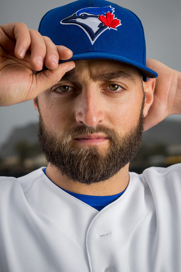 Muscle & Performance: Kevin Pillar/APR 2016